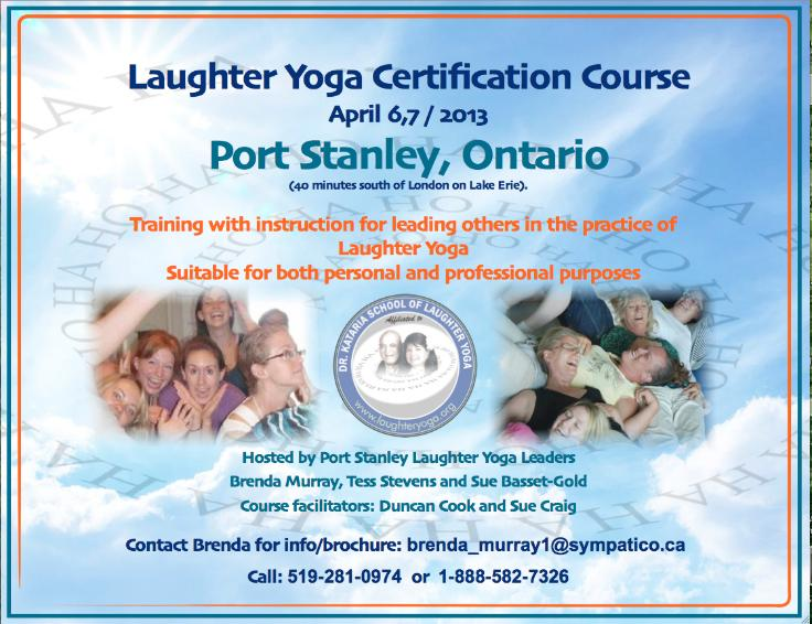 Port Stanley flier/brochure